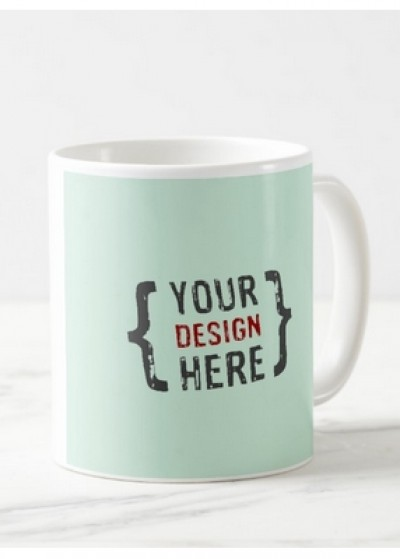 Four Pic  Personalized Coffee Mug Tempplate